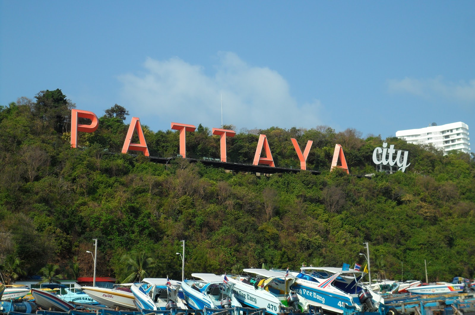 Big pattaya city