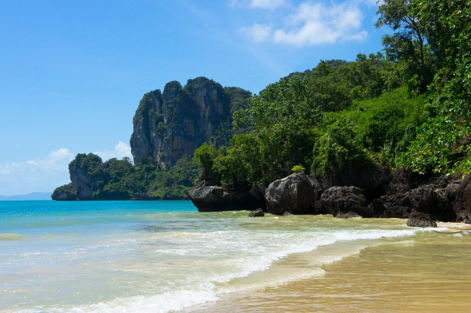 Big railay thailand