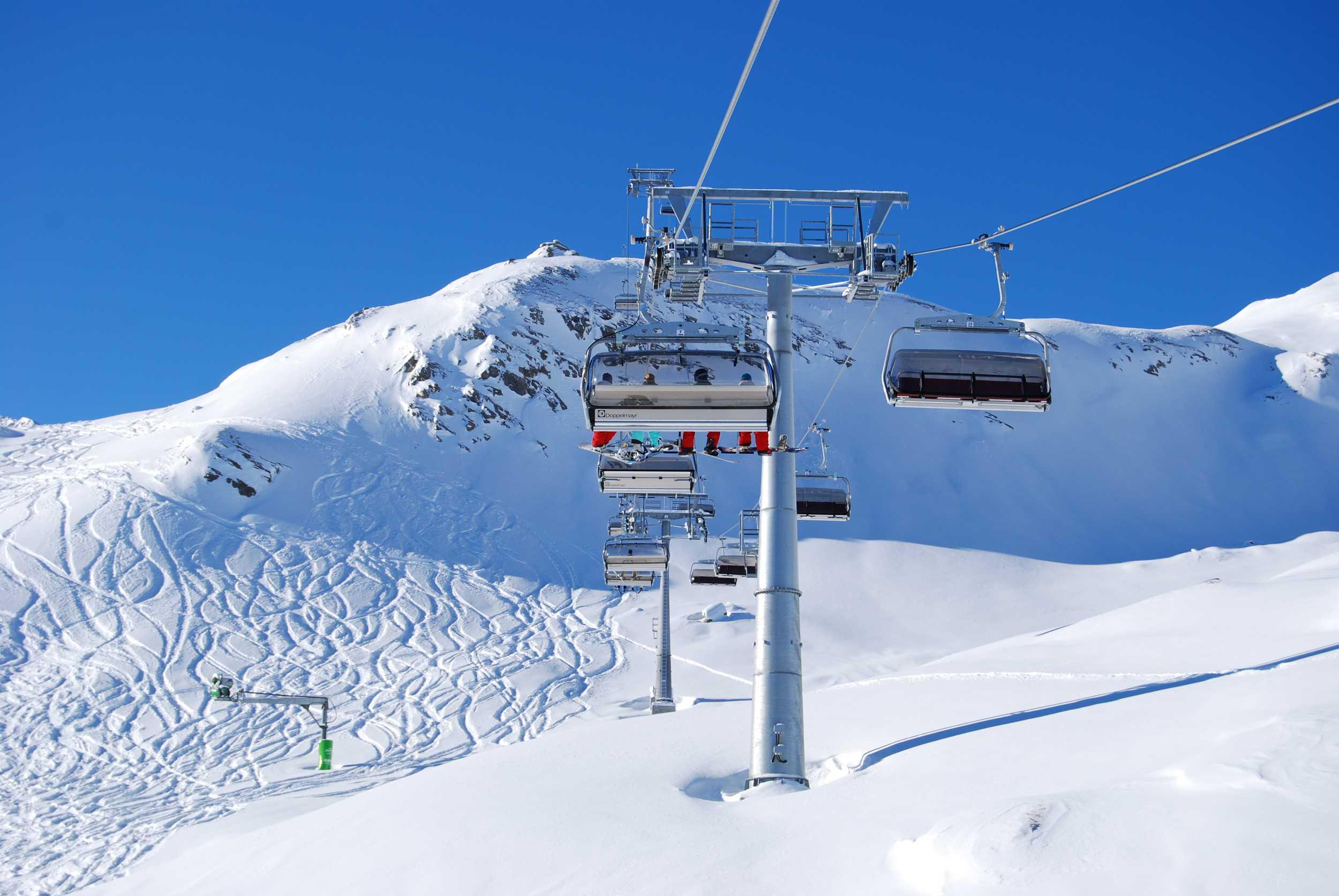Big snowboard kaprun 6105