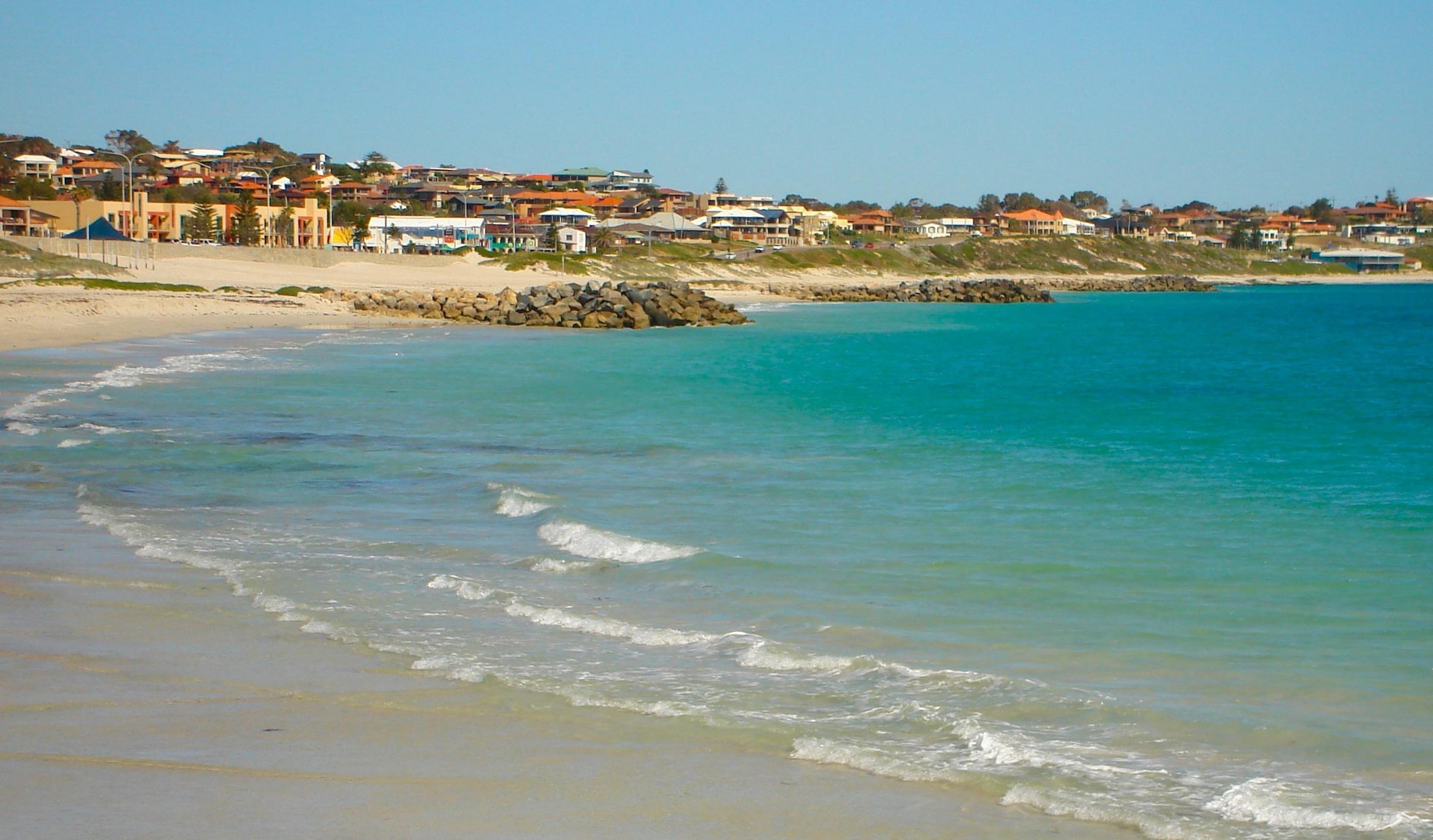 Big sorrento beach 1