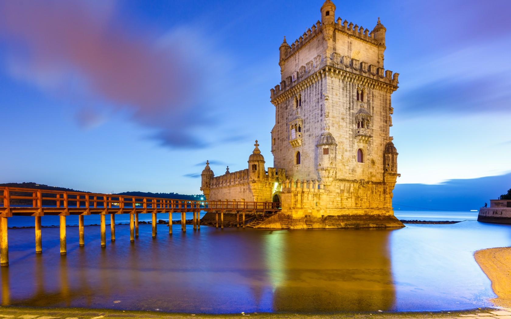Big lissabon portugaliya bashnya 0