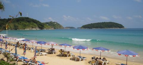 пляж Най-Харн