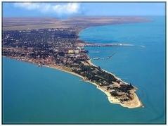 Побережье Азовского моря