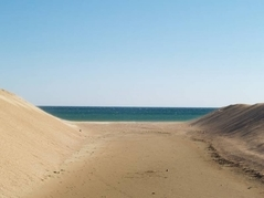 Песчаные пляжи Витязево